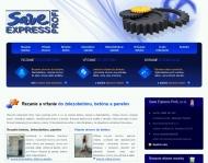 Firemný web rezanie panelov