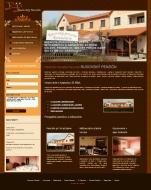 Webstránka penziónu
