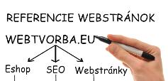 Referencie web stránok a eshopov