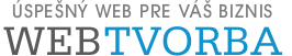 Webtvorba - úspešný web pre Váš biznis